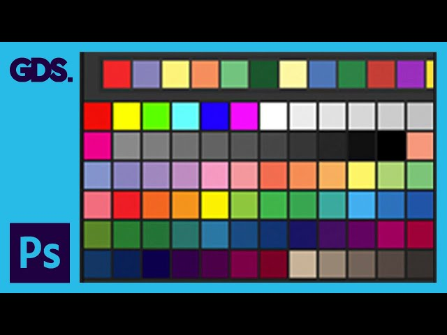 Colour in Adobe Photoshop Ep7/33 [Adobe Photoshop for Beginners]