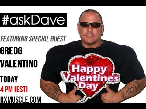 Ask Dave Live 4/22/15 Special Guest Gregg Valentino!