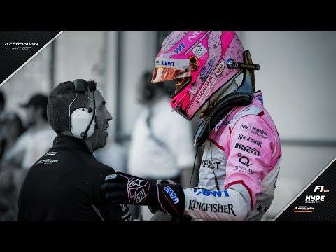 Tribute to Esteban Ocon    The F1 rookie