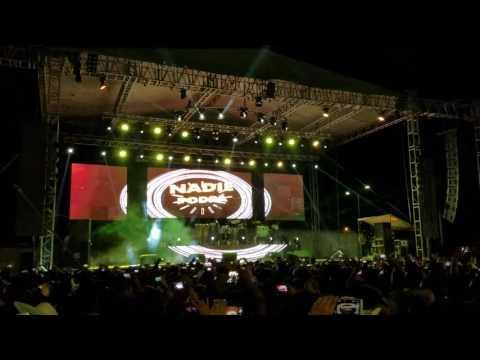 Presentacion de Banda Los Recoditos en la Expo Feria de Abasolo 2016
