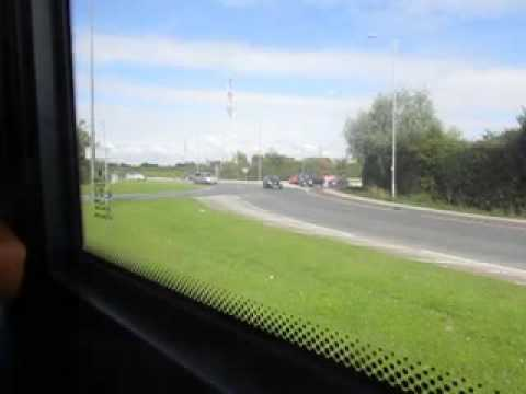 Video Stagecoach Hull 22416 FX06AVF on 6 to Kingswood 20150926