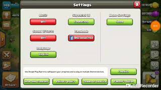 Clash of clan....th12 hard base attack