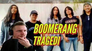 Johi REACTS to BOOMERANG - TRAGEDI