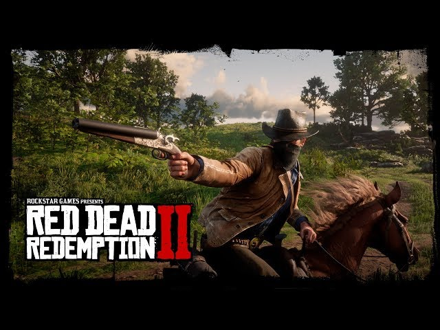 Red Dead Redemption 2 PC Launch Trailer
