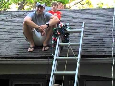 taking down christmas lights - When To Take Down Christmas Lights