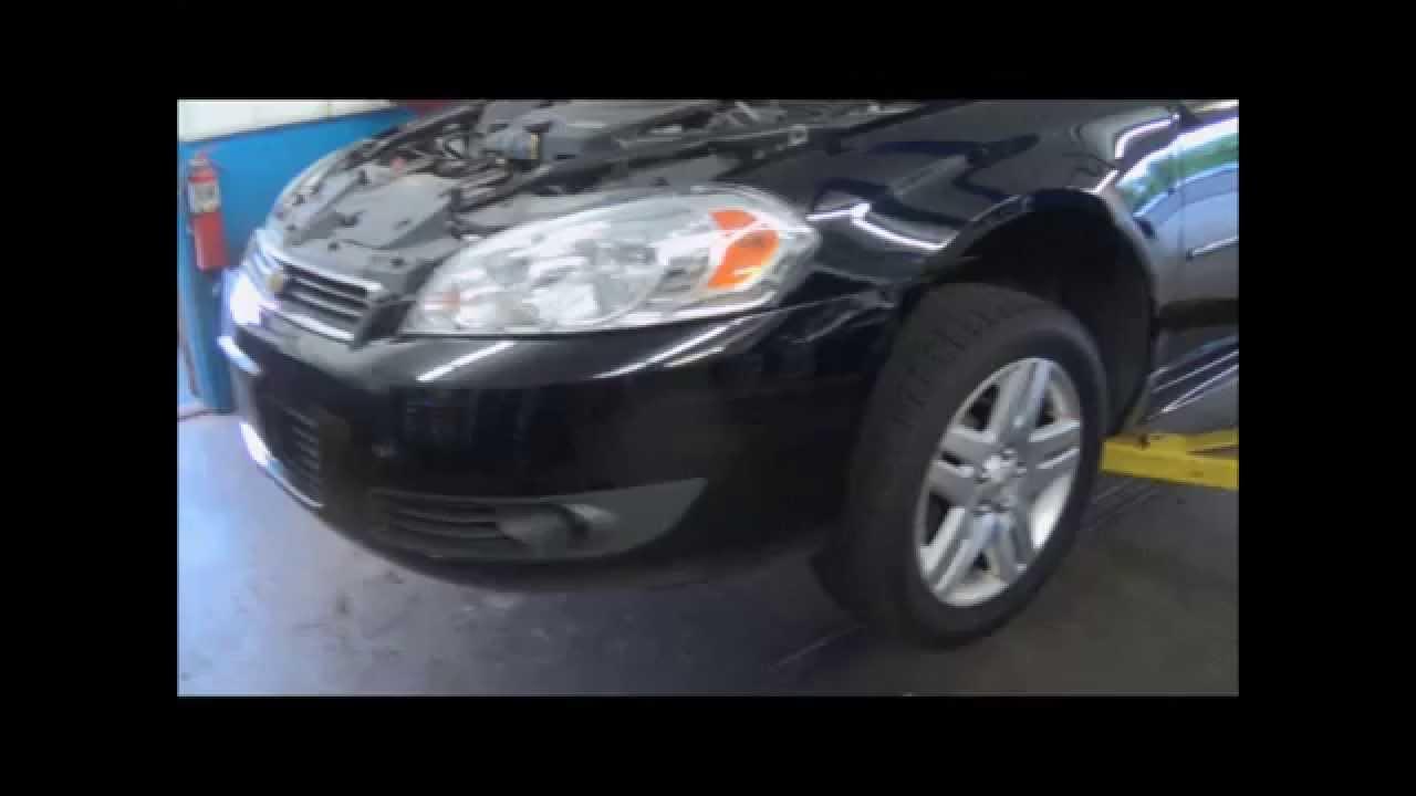 Joe Basil Chevy >> 2010 Impala Recon - YouTube