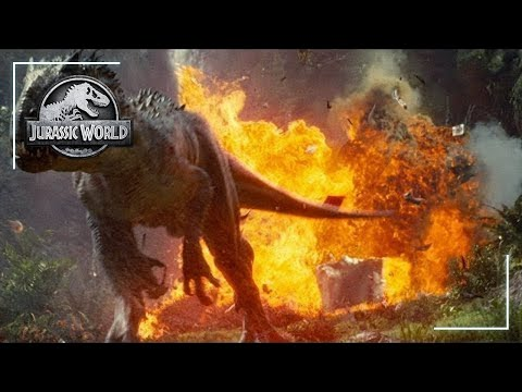 Making Jurassic World Sound
