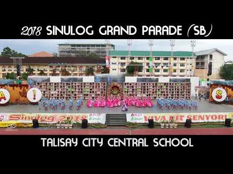 3rd Place (Talisay City) - 2018 Sinulog Grand Parade (SB)