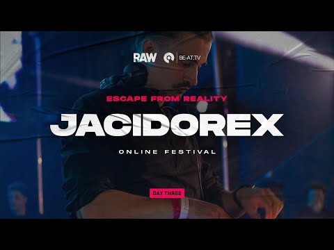 Jacidorex X Heymes   RAW Escape From Reality 2   BE-AT.TV