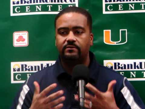 11/10/10 Coach Haith, DeQuan Jones, Malcolm Grant 2/2