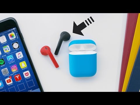 Thumbnail: The Colored AirPods Apple Should Have Made!