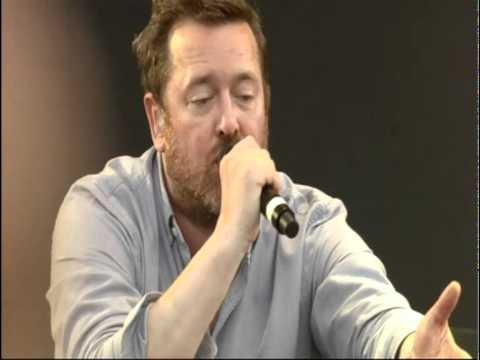 Elbow - 'lippy kids' (Live at Rock Werchter 2011)