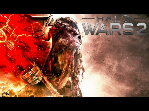 Halo Wars 2 All Cutscenes Movie (Halo Wars 2 Movie)