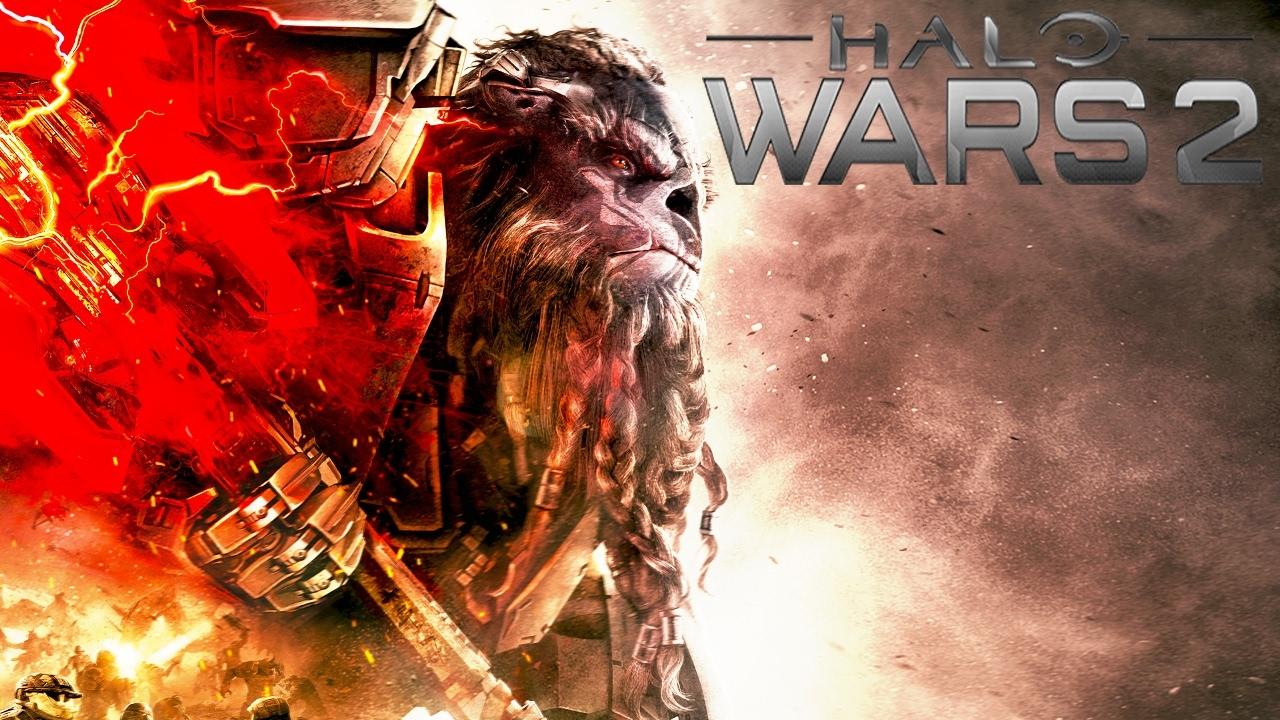 Halo Wars 2 All Cutscenes Movie Halo Wars 2 Movie Youtube