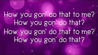 Flosstradamus feat. Cara Salimando - How You Gon' Do That (Lyrics)