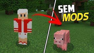 ✔COMO VIRAR QUALQUER MOB NO MINECRAFT PE !! (Minecraft Pocket Edition)