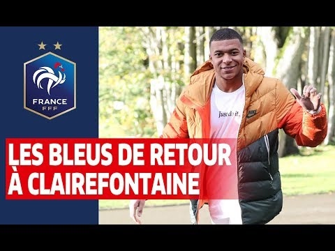 Retrouvailles à Clairefontaine, Equipe de France I FFF 2019