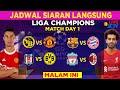 Jadwal Liga Champions 2021 Malam Ini Matchday 1 Live SCTV LIVERPOOL V AC MILAN