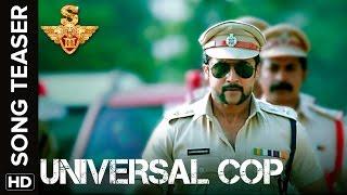 Universal Cop | Song Teaser | S3 | Suriya, Anushka Shetty, Shruti Haasan