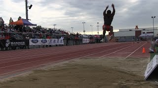 2017 TF - CIF-ss Masters - Long Jump (Boys)