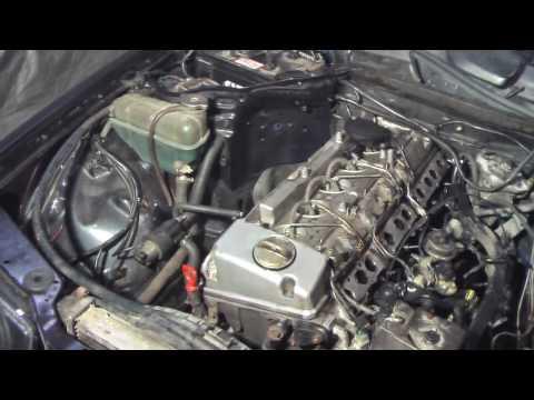 Mercedes W124 OM606 912 diesel
