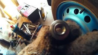Какие проблемы могут быть при замене стоек Chevrolet LACETTI