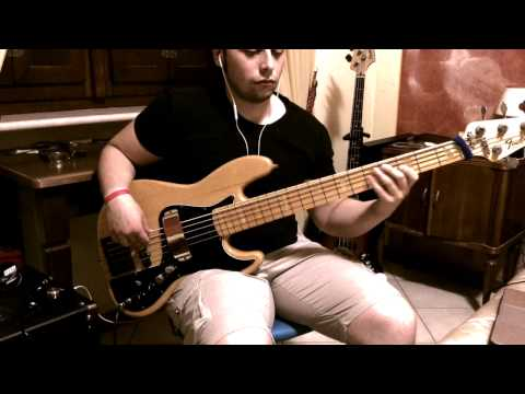 N.O.T. - Incognito (Bass Cover)