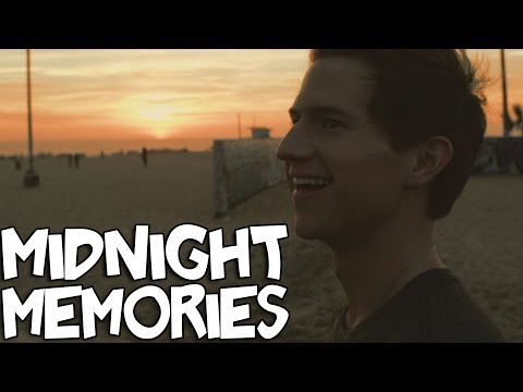 MIDNIGHT MEMORIES - ONE DIRECTION (MUSIC VIDEO COVER) | RICKY DILLON