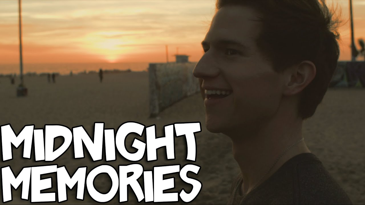 MIDNIGHT MEMORIES - ONE DIRECTION (MUSIC VIDEO COVER ...