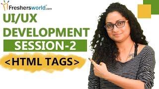 Learn UI/UX Development – Session 2 II HTML Tags Mp3