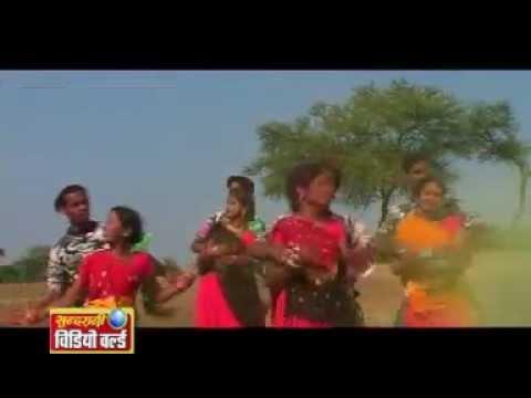 Hori Ma Bheeje Re Tore Chunariya - Rang Ma Rangye Dare Re - Chhattisgarhi Song