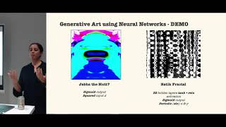 Generative Art using Genetic Algorithms and Neural networks - SingaporeJS