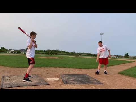 Dude Decent All Sports Baseball Battle