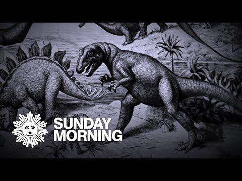 Tyrannosaurus Rex, King Of The Dinosaurs