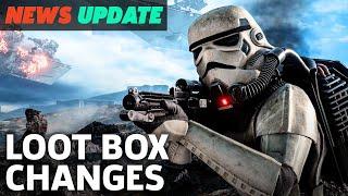 Star Wars Battlefront 2 Update Changes In-Game Rewards and Progression - GS News Update