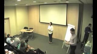 Бизнес тренер Марина Дараган Роль голоса в бизнес коммуникациях