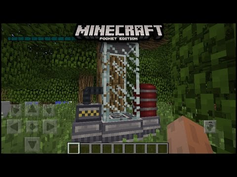 minecraft how to make a time machine