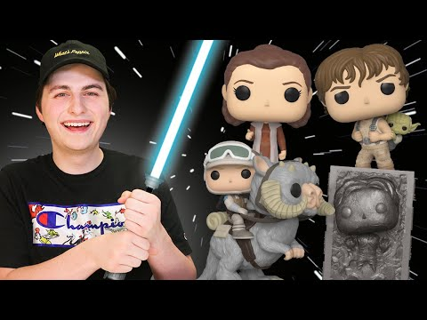 Star Wars: The Empire Strikes Back Funko Pop Hunting
