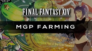 The Best Ways to Earn MGP [FFXIV Guide]