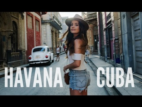 TRAVEL VLOG: HAVANA, CUBA + Tips & Advice!