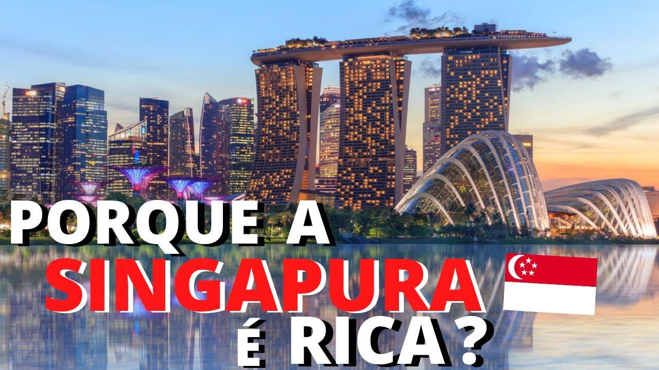 Download Como a SINGAPURA se tornou um país MUITO RICO?