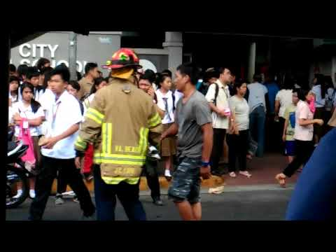 VIDEO CLIP: INCIDENT IN OLONGAPO CITY NATIONAL HIGH SCHOOL (OCNHS) - FEB. 27, 2018