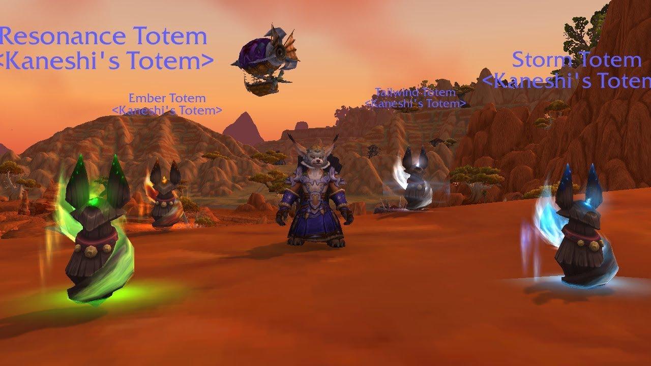 Vulpera Shaman Totem