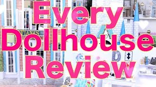 DIY - Every Dollhouse Review - Dollroom - Playset - Handmade - Craft - 4K