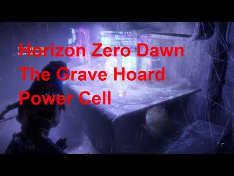 Horizon Zero Dawn™: The Grave-Hoard ( Power Cell Location)