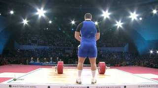 Чемпиона тмира по тяжелой атлетике 2013. Мужчины до 105 кг