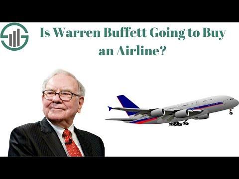 Is Warren Buffett Going To Buy an Airline?