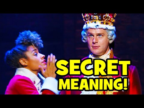 HAMILTON's Secret Character YOU Completely MISSED!