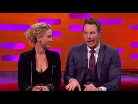 The Graham Norton Show: Jennifer Lawrence, Chris Pratt, Jamie Oliver, Will.I.Am