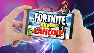 Fortnite Android!! How to download and install!